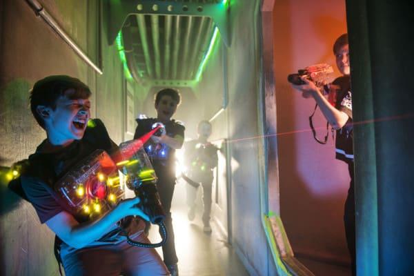 Laser Force Drummondville